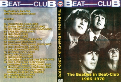 BootlegZone • View topic - The Beatles in Beat Club 1966